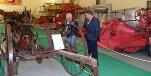 museo tractor