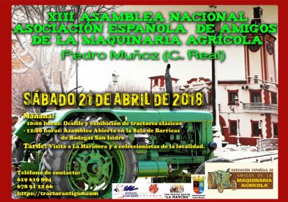 tractor asamblea